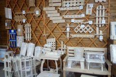 Полочки деревянные