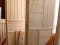 Двери деревянные для бань и саун