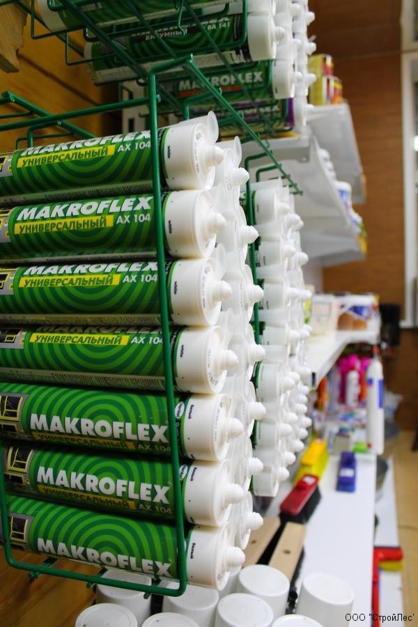 Макрофлекс, монтажная пена, герметик