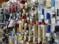 Кисточки, шпатели, строительный инструмент